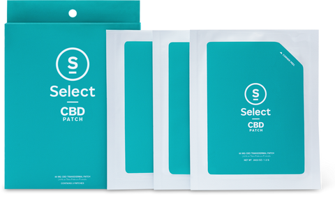 Select CBD Patch 60mg