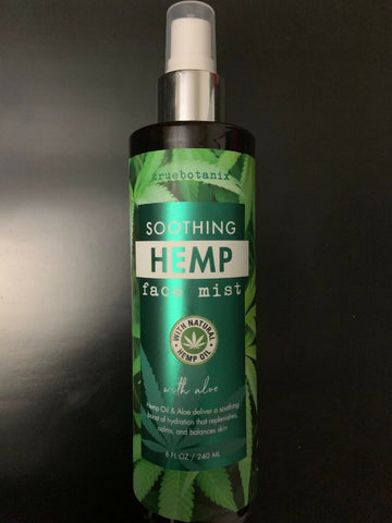 Soothing Hemp Face Mist by truebotanix