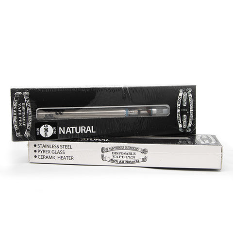 Natures Remedy Disposable Hemp Oil Vape Pen