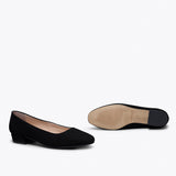 URBAN XS - BLACK LOW HEEL