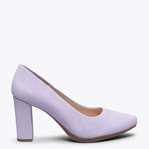 URBAN - LILAC high heel