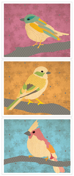 Print Pack Chirp in Color