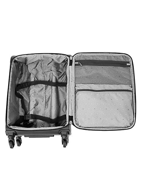 Delsey Optima Carry-On Spinner Luggage