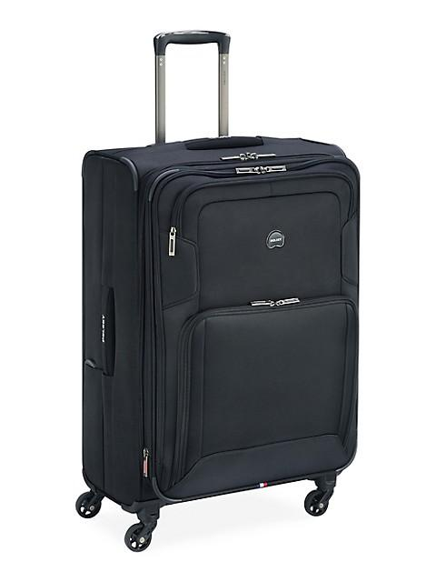 Delsey Optima 3 Piece Spinner Luggage Set (Carry-On, Medium & Large)