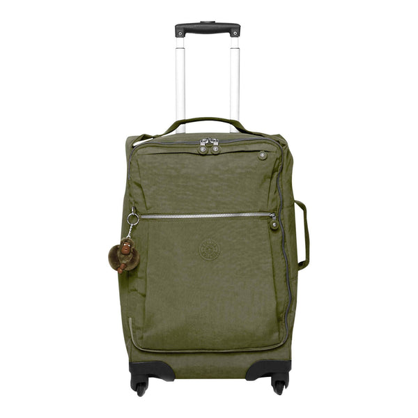 Kipling Darcey Bagage de cabine souple spinner - Jaded Green