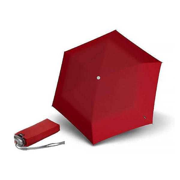 Belami par Knirps The Original Parapluie télescopique - Rouge