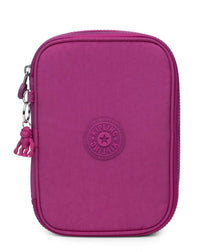 Kipling Coffre pour 100 crayons - Bright Pink