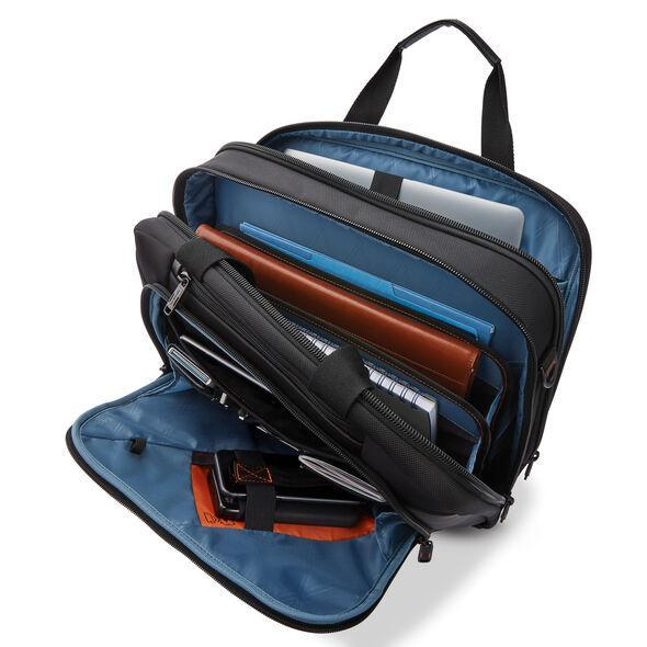 Samsonite Pro Porte-documents à double compartiments