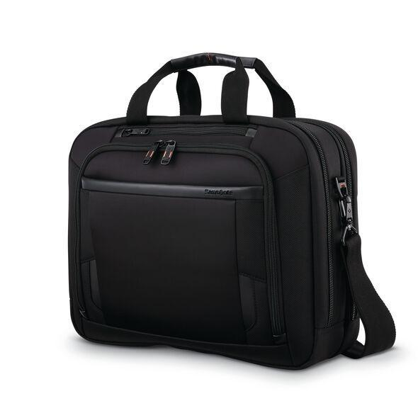 Samsonite Pro Porte-documents à double compartiments - Noir