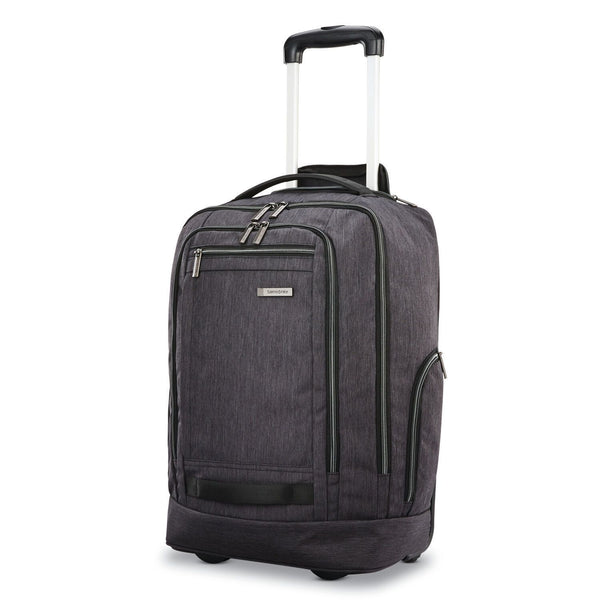 Samsonite Modern Utility Sac à dos sur roulettes convertible - Charcoal Heather