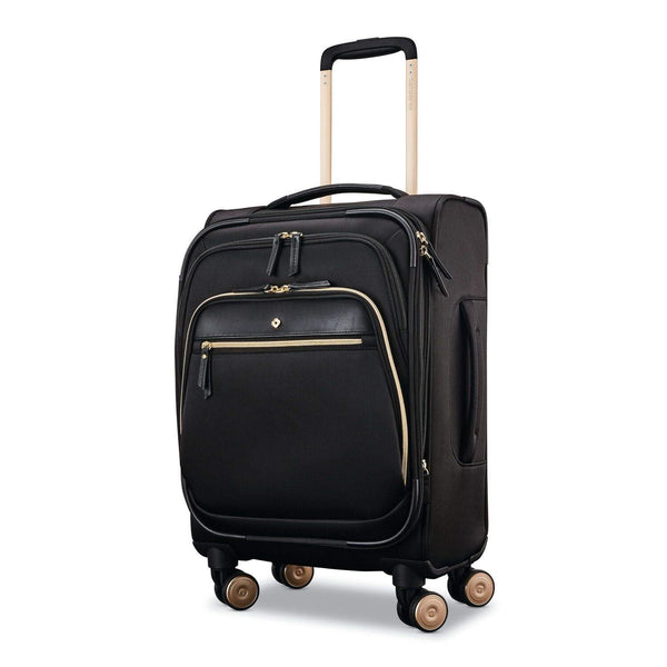 "Samsonite Mobile Solution Bagage de cabine de 19"" extensible spinner - Noir"