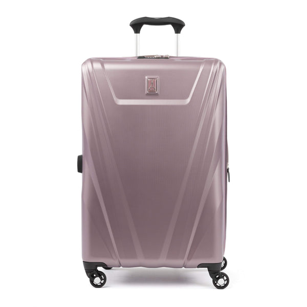 "Travelpro Maxlite 5 - Valise rigide de 25"" extensible spinner - Vieux rose"