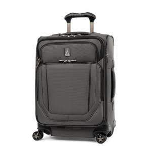 Travelpro Crew VersaPack Bagage de cabine Max extensible spinner - Gris
