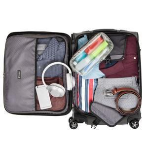 Travelpro Crew VersaPack Bagage de cabine Max extensible spinner