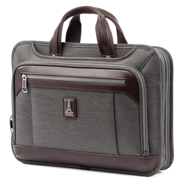 Travelpro Platinum Elite Porte-documents mince - Gris