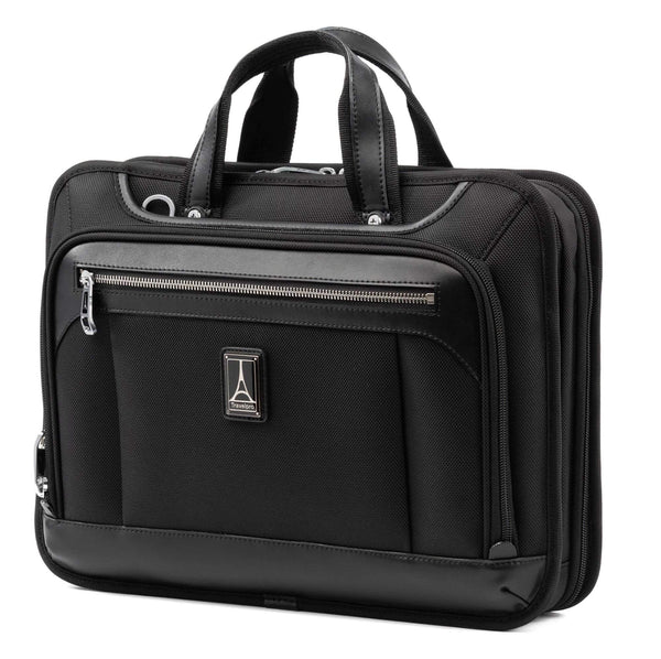 Travelpro Platinum Elite Porte-documents mince - Noir