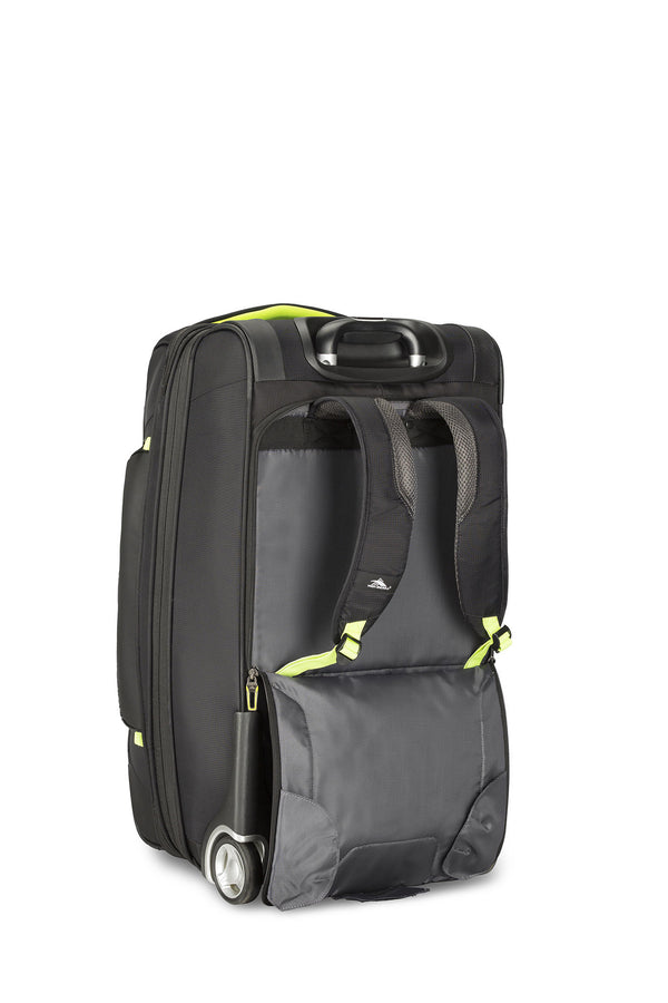 High Sierra AT 8 Travel Collection - Sac Fourre-Tout sur Roulettes 26 pouces Convertible