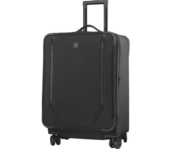 Victorinox Lexicon 2.0 Dual-Caster Moyenne valise extensible Spinner - Noir