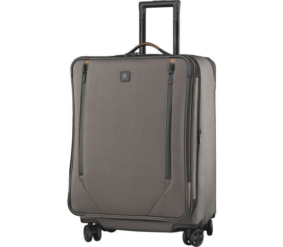 Victorinox Lexicon 2.0 Dual-Caster Moyenne valise extensible Spinner - Gris