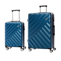 American Tourister Crave Collection Ensemble de 2 valises extensibles spinner (bagage de cabine et grande valise)