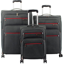 Air Canada Ensemble de 3 valises extensibles