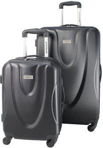 Jetstream Ensemble de 2 valises rigides spinner