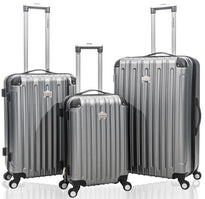 Jetstream Ensemble de 3 valises rigides spinner