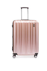"Explorer Classic Collection Valise de 28"" extensible spinner - Or rose"