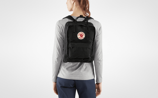 "Fjallraven Kanken Laptop 13"" Backpack - Blue Ridge"