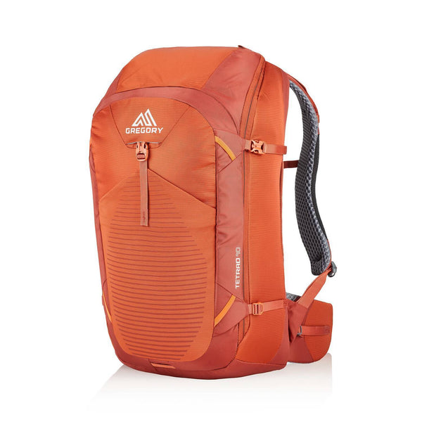 Gregory Tetrad 40 Men's Backpack - Ferrous Orange
