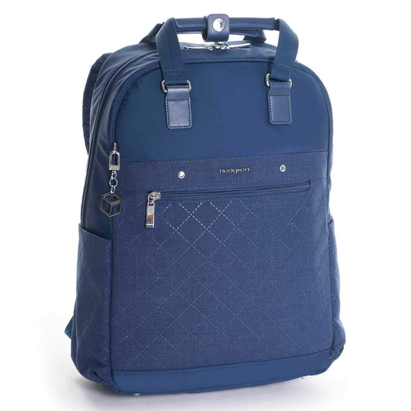 Hedgren Ruby RFID Backpack 15 Inch - Dress Blue
