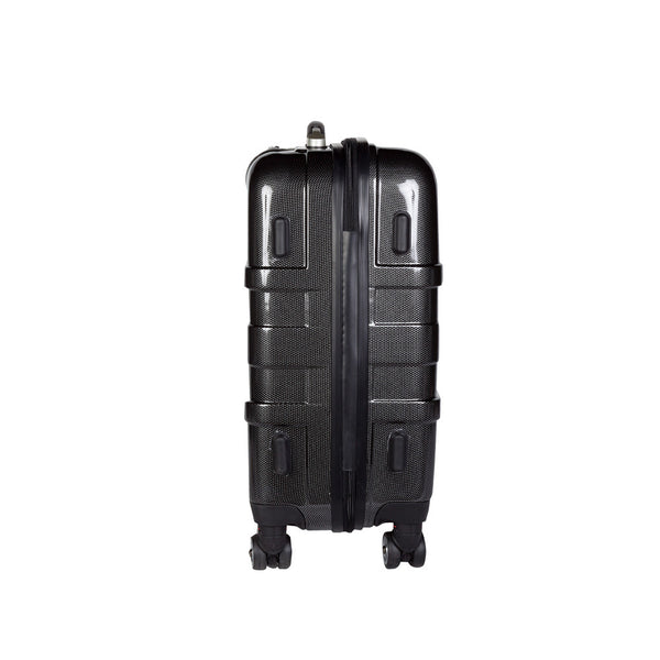 Bugatti Hard Case - Valise verticale rigide spinner taille cabine 20 pouces