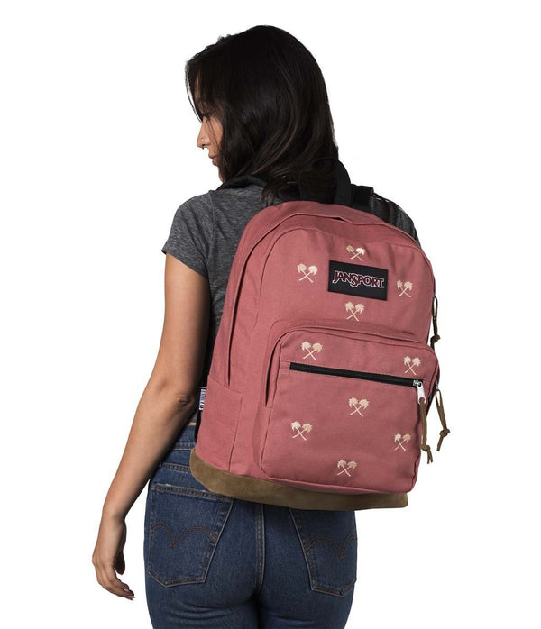 JanSport Right Pack Expressions Sac à dos - Palm Embroidery
