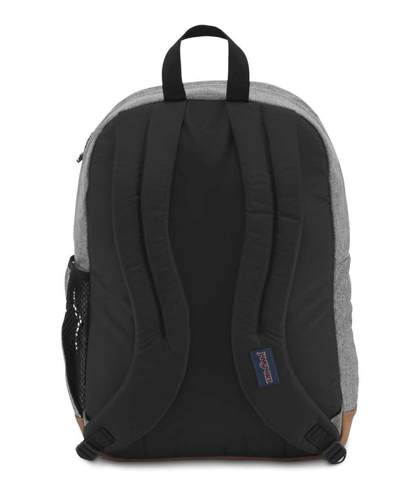 JanSport Cool Student Sac à dos - Grey Letterman Poly