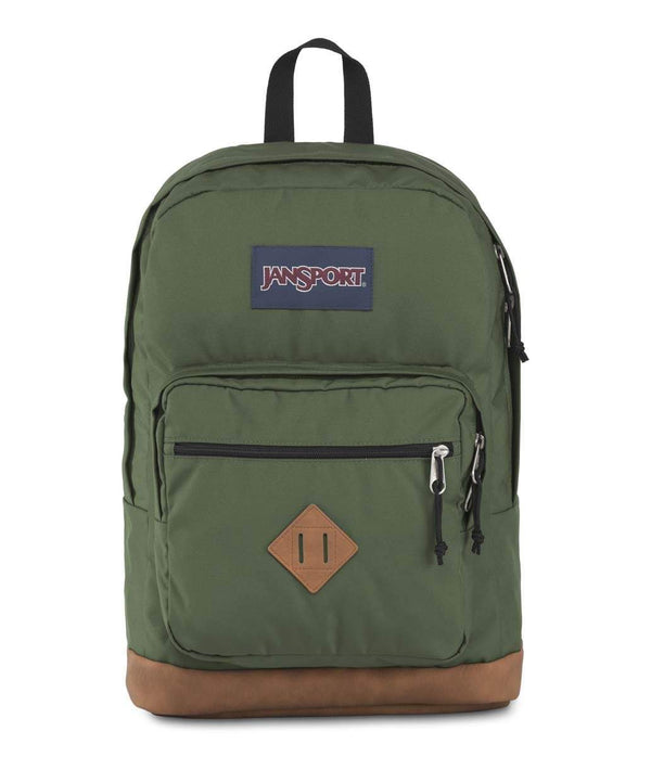 JanSport City View Sac à dos - Muted Green