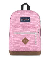 JanSport City View Sac à dos - Prism Pink Icons