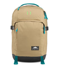 JanSport Gnarly Gnapsack 30 Sac à dos- Field Tan Ripstop