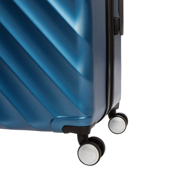 American Tourister Crave Collection Ensemble de 2 valises extensibles spinner (valises moyenne et grande)