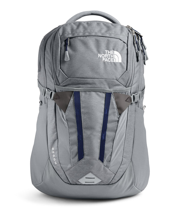 The North Face Recon Sac à dos - High Rise Grey Light Heather/TNF Navy