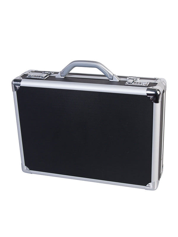 NEXTECH™ Mallette Attaché ABS - Noir