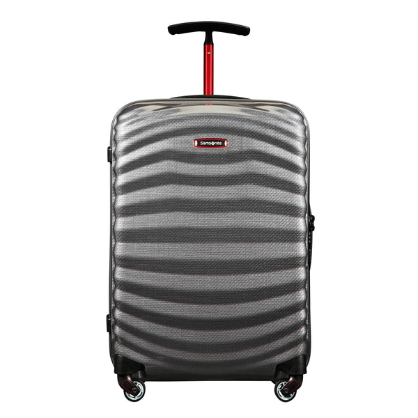 Samsonite Black Label Lite-Shock Sport Bagage de cabine spinner - Eclipse Grey/Red