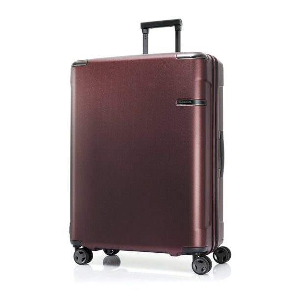 Samsonite Evoa Grande valise extensible spinner - Limited Edition: Dark Red