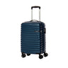 American Tourister Sky Bridge Collection Ensemble de 2 valises spinner (bagage de cabine et valise moyenne) - Marine