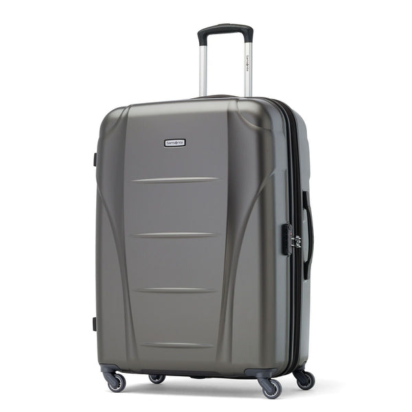 Samsonite Winfield NXT Grande valise extensible spinner - Charbon