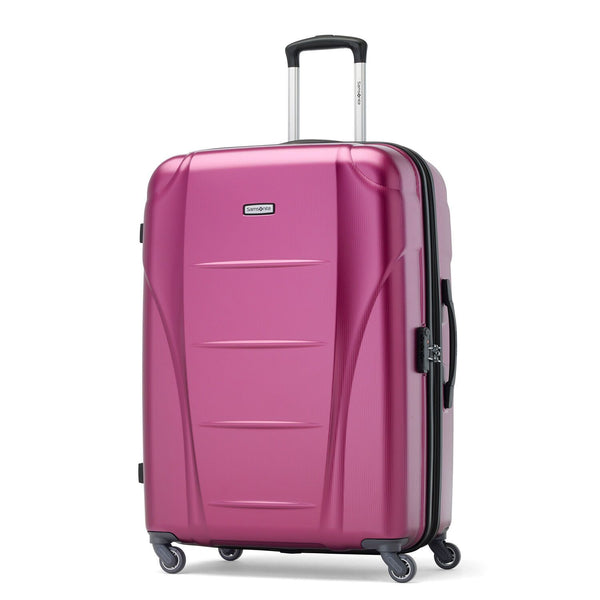 Samsonite Winfield NXT Grande valise extensible spinner - Rose solaire