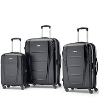 Samsonite Winfield NXT Ensemble de 3 valises extensibles spinner