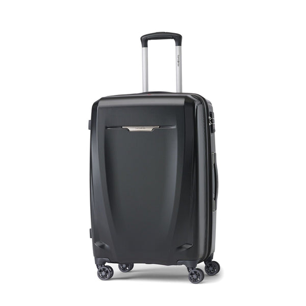 Samsonite Pursuit DLX Plus Valise moyenne extensible spinner - Noir