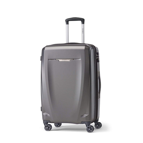 Samsonite Pursuit DLX Plus Valise moyenne extensible spinner - Charcoal