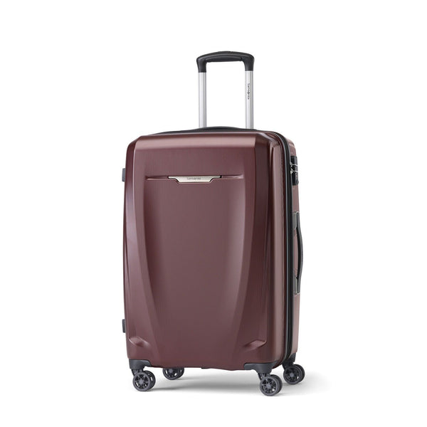 Samsonite Pursuit DLX Plus Valise moyenne extensible spinner - Bourgogne