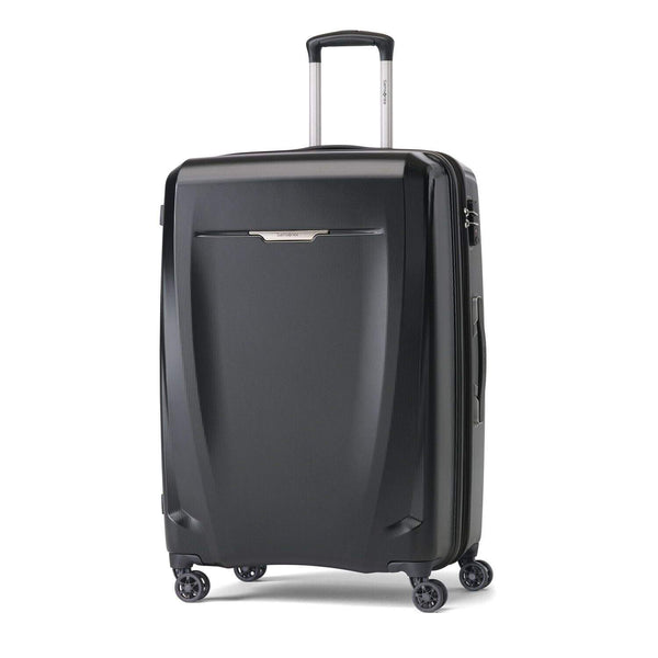 Samsonite Pursuit DLX Plus Grande valise extensible spinner - Noir